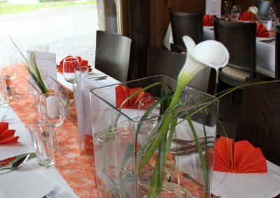 Hochzeitsdekoration Füssen Allgäu Tavola 16