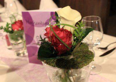 Hochzeitsdekoration Füssen Allgäu Tavola 23